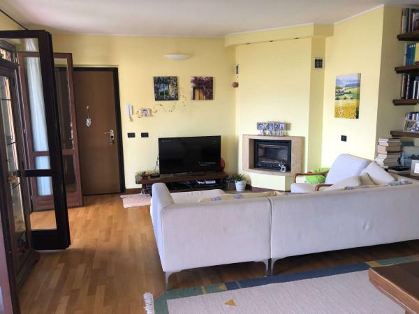 Appartamento in vendita a Gemonio, Alta, Con giardino, 107 mq - Foto 1