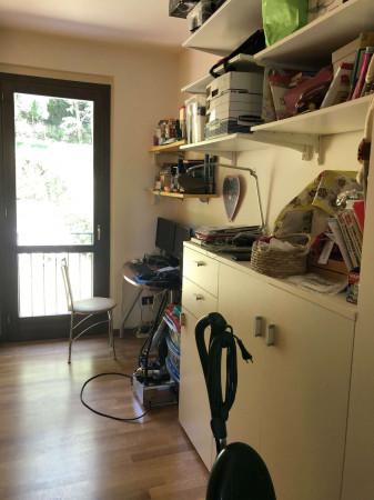 Appartamento in vendita a Gemonio, Alta, Con giardino, 107 mq - Foto 9