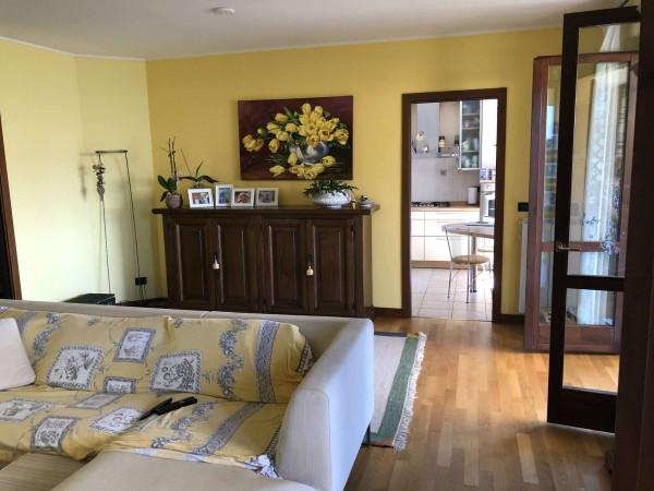 Appartamento in vendita a Gemonio, Alta, Con giardino, 107 mq - Foto 21