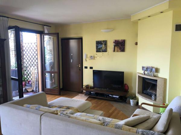Appartamento in vendita a Gemonio, Alta, Con giardino, 107 mq - Foto 19