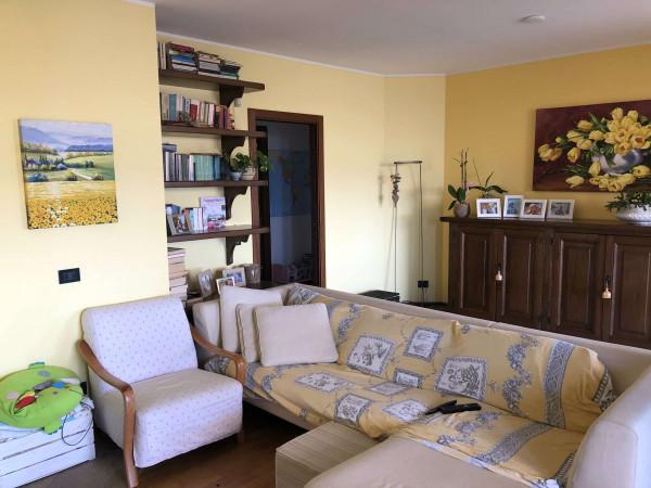 Appartamento in vendita a Gemonio, Alta, Con giardino, 107 mq - Foto 20