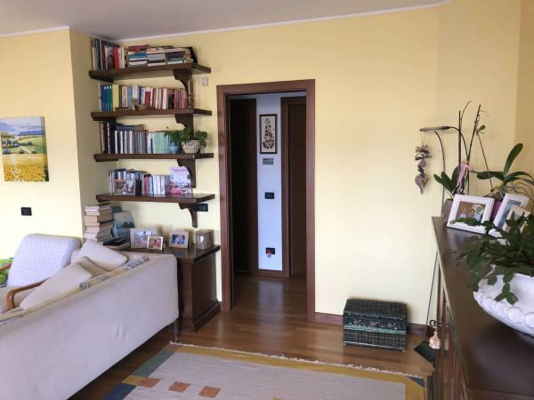 Appartamento in vendita a Gemonio, Alta, Con giardino, 107 mq - Foto 17