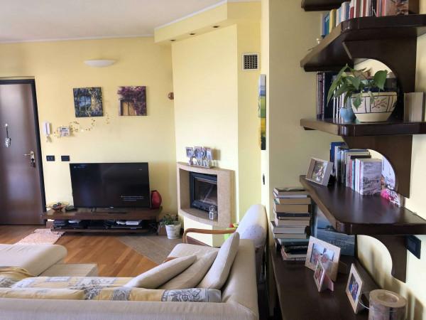 Appartamento in vendita a Gemonio, Alta, Con giardino, 107 mq - Foto 18