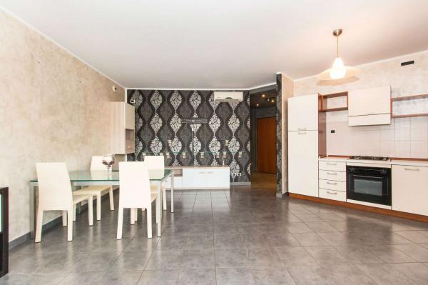 Appartamento in vendita a Torino, Con giardino, 80 mq - Foto 18