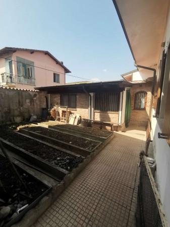 Villa in vendita a Monte Cremasco, Residenziale, Con giardino, 151 mq