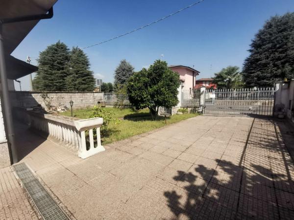 Villa in vendita a Monte Cremasco, Residenziale, Con giardino, 151 mq - Foto 4