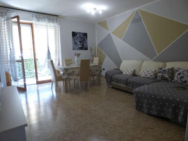 Appartamento in vendita a Mappano, Con giardino, 105 mq