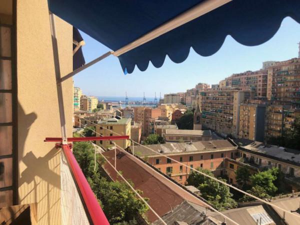Appartamento in vendita a Genova, Lagaccio, 116 mq - Foto 9