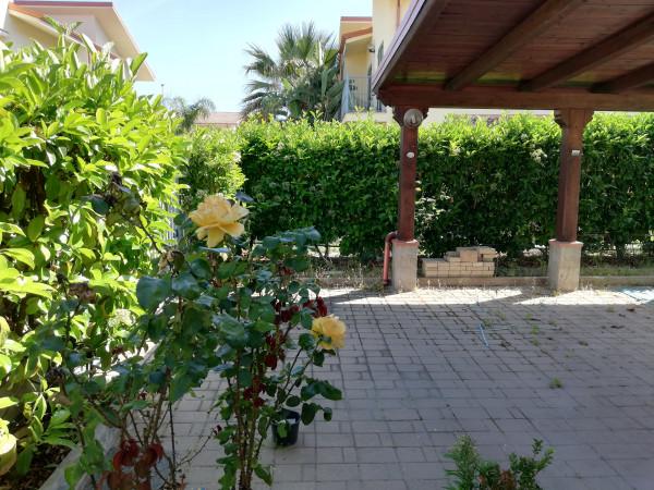Villetta a schiera in vendita a Villapiana, Scalo, Con giardino, 100 mq - Foto 15