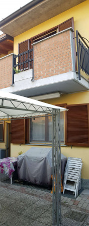 Villa in vendita a Bagnolo Cremasco, Residenziale, Con giardino, 173 mq - Foto 4