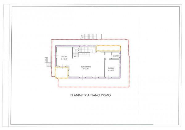 Villa in vendita a Chiavari, Residenziale, Con giardino, 300 mq - Foto 3