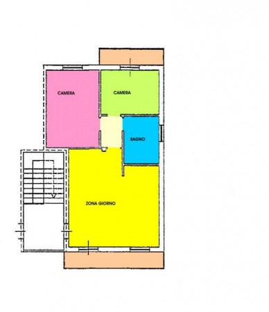 Appartamento in vendita a Crespiatica, Residenziale, 91 mq - Foto 2
