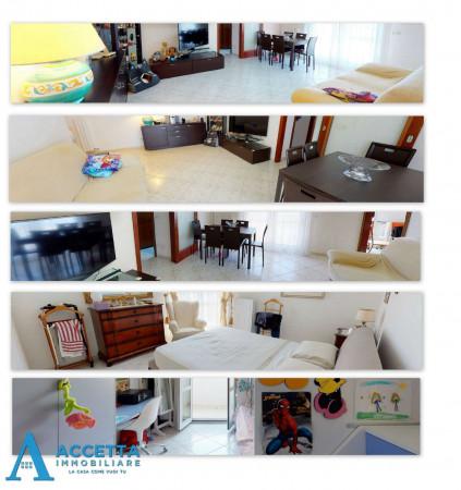 Appartamento in vendita a Taranto, Rione Laghi - Taranto 2, 93 mq - Foto 3
