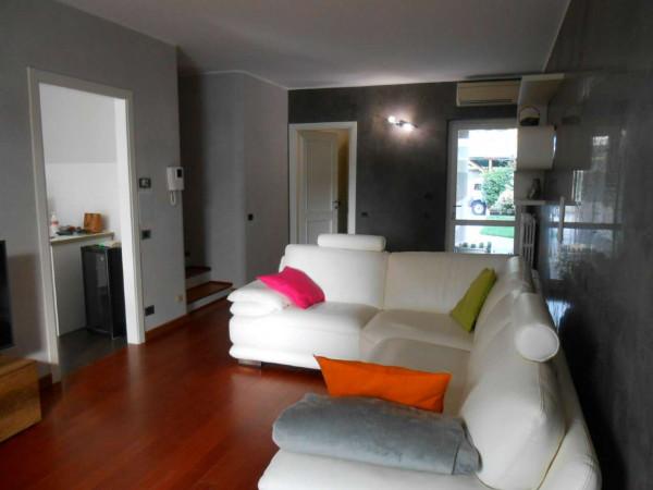 Villa in vendita a Vaiano Cremasco, Residenziale, Con giardino, 174 mq - Foto 48