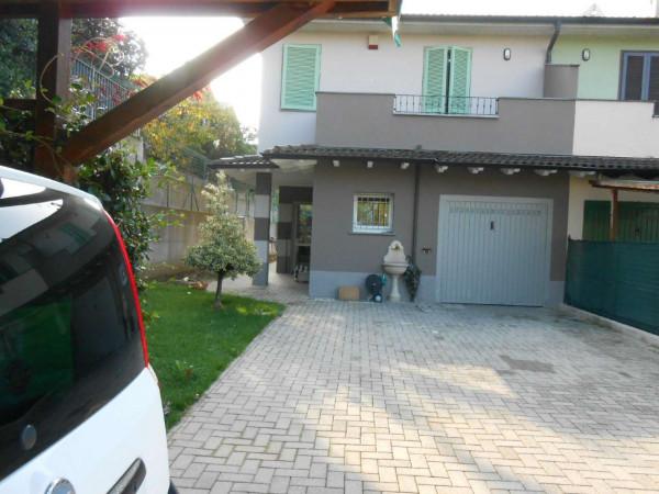 Villa in vendita a Vaiano Cremasco, Residenziale, Con giardino, 174 mq - Foto 6
