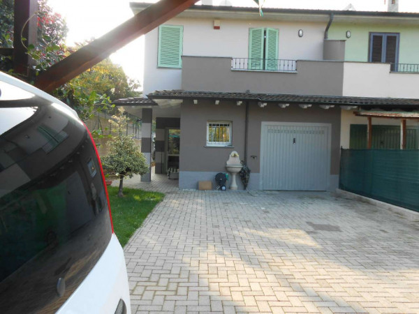 Villa in vendita a Vaiano Cremasco, Residenziale, Con giardino, 174 mq - Foto 7