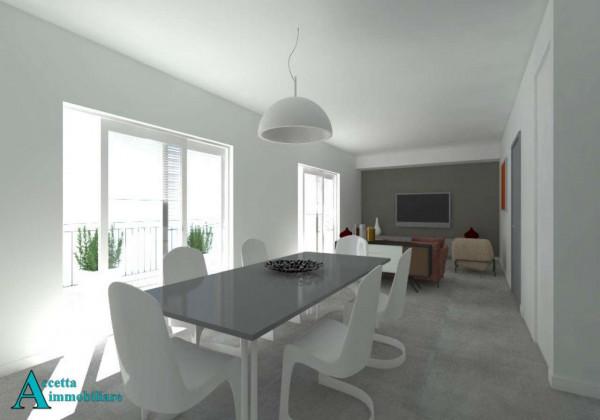 Appartamento in vendita a Taranto, Centrale, Borgo, 85 mq - Foto 19