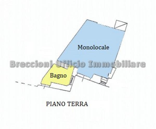 Monolocale in affitto a Trevi, Centro Storico, 40 mq - Foto 15