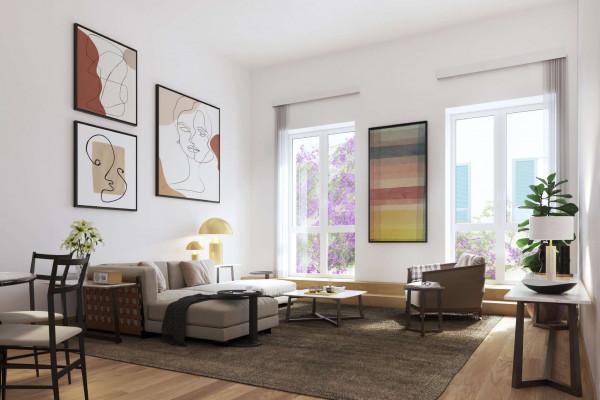 Appartamento in vendita a Chiavari, Centro Storico, Con giardino, 102 mq - Foto 12