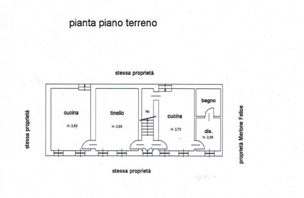 Rustico/Casale in vendita a Castell'Alfero, Callianetto, Con giardino, 471 mq - Foto 5