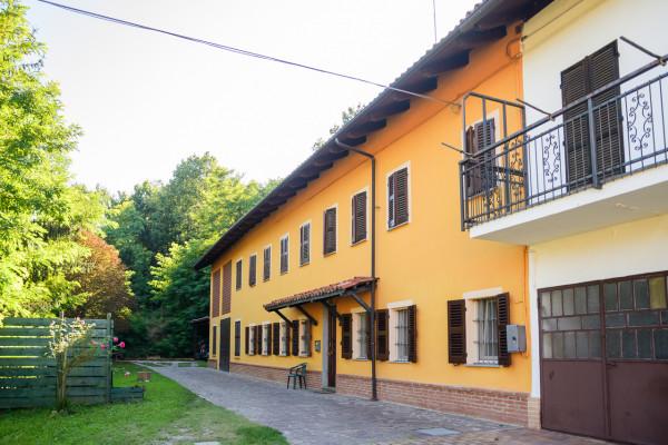 Rustico/Casale in vendita a Castell'Alfero, Callianetto, Con giardino, 471 mq - Foto 44
