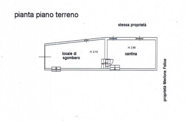 Rustico/Casale in vendita a Castell'Alfero, Callianetto, Con giardino, 471 mq - Foto 3