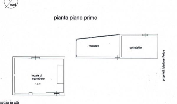 Rustico/Casale in vendita a Castell'Alfero, Callianetto, Con giardino, 471 mq - Foto 6