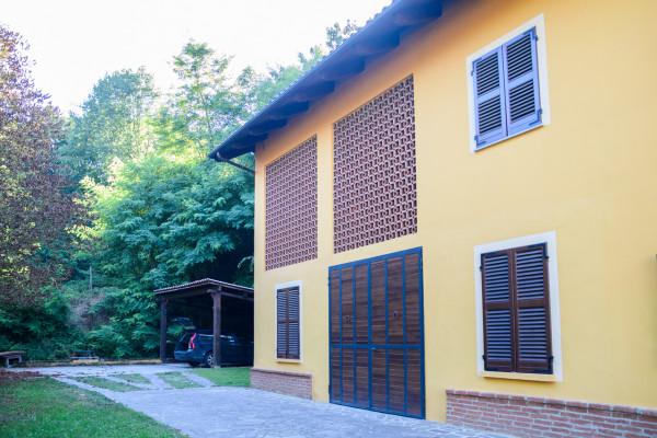 Rustico/Casale in vendita a Castell'Alfero, Callianetto, Con giardino, 471 mq - Foto 43