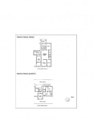 Appartamento in vendita a Chiavari, Centro Storico, 140 mq - Foto 2