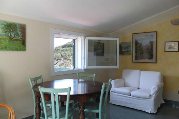 Casa indipendente in vendita a Bonassola, Fornello, Arredato, con giardino, 135 mq - Foto 31