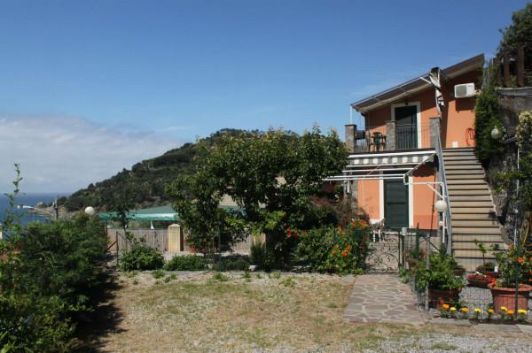 Casa indipendente in vendita a Bonassola, Fornello, Arredato, con giardino, 135 mq - Foto 34