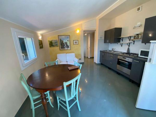 Casa indipendente in vendita a Bonassola, Fornello, Arredato, con giardino, 135 mq - Foto 18