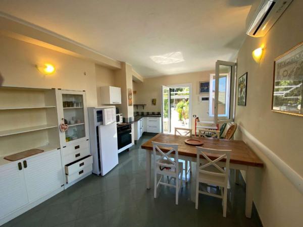 Casa indipendente in vendita a Bonassola, Fornello, Arredato, con giardino, 135 mq - Foto 10