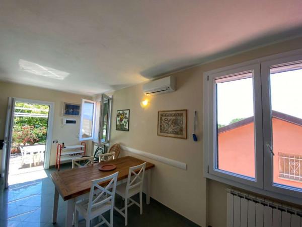 Casa indipendente in vendita a Bonassola, Fornello, Arredato, con giardino, 135 mq - Foto 19