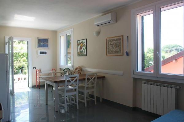 Casa indipendente in vendita a Bonassola, Fornello, Arredato, con giardino, 135 mq - Foto 26