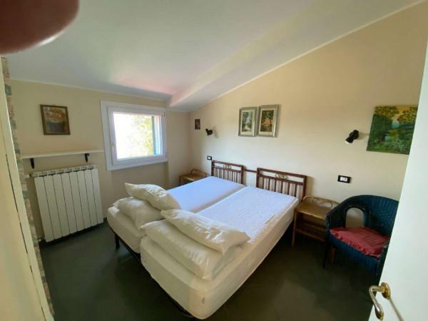 Casa indipendente in vendita a Bonassola, Fornello, Arredato, con giardino, 135 mq - Foto 2