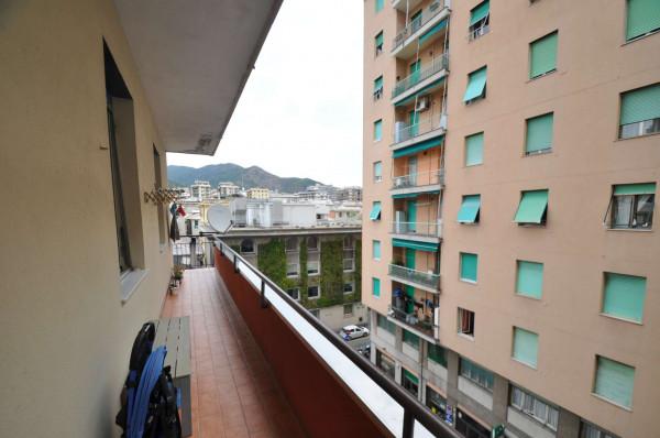 Appartamento in vendita a Genova, Sestri Ponente, 90 mq - Foto 3