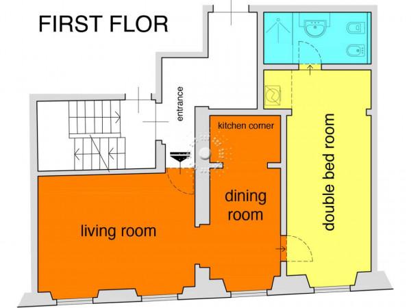 Appartamento in affitto a Firenze, Arredato, 61 mq - Foto 4