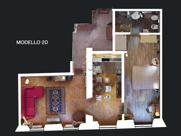 Appartamento in affitto a Firenze, Arredato, 61 mq - Foto 22