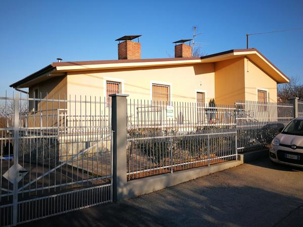 Casa indipendente in vendita a Portacomaro, Migliandolo, Con giardino, 180 mq