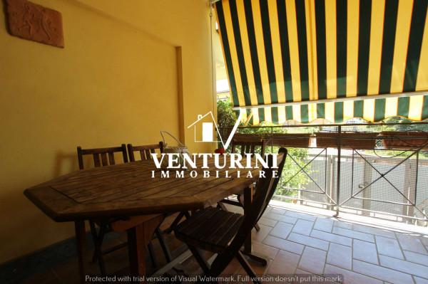 Villetta a schiera in vendita a Roma, Valle Muricana, Con giardino, 120 mq - Foto 6