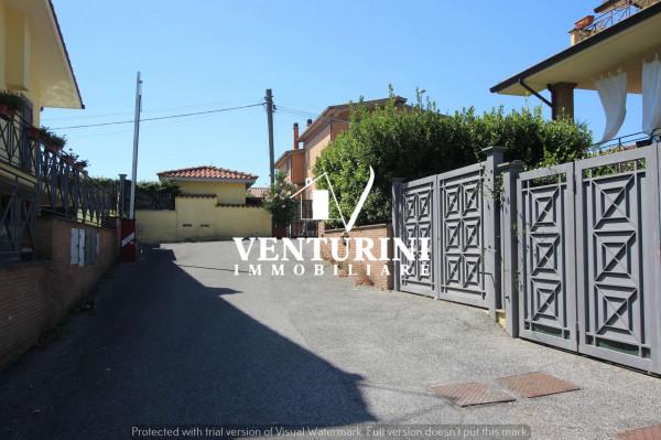 Villetta a schiera in vendita a Roma, Valle Muricana, Con giardino, 120 mq - Foto 3