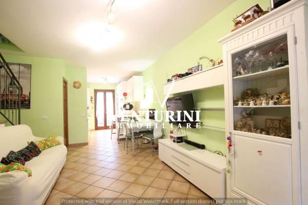 Villetta a schiera in vendita a Roma, Valle Muricana, Con giardino, 120 mq - Foto 21