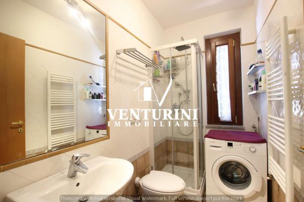 Villetta a schiera in vendita a Roma, Valle Muricana, Con giardino, 120 mq - Foto 16