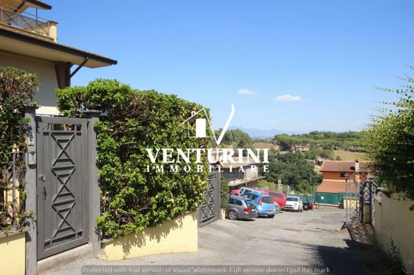 Villetta a schiera in vendita a Roma, Valle Muricana, Con giardino, 120 mq - Foto 4