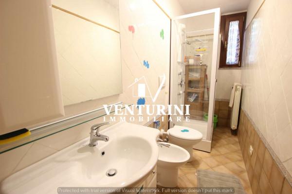 Villetta a schiera in vendita a Roma, Valle Muricana, Con giardino, 120 mq - Foto 11