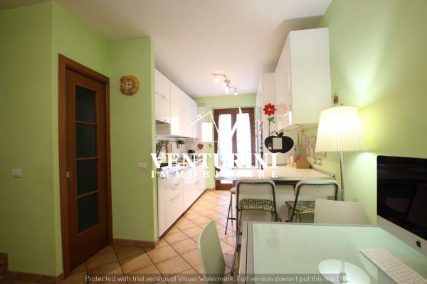 Villetta a schiera in vendita a Roma, Valle Muricana, Con giardino, 120 mq - Foto 20