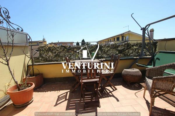 Villetta a schiera in vendita a Roma, Valle Muricana, Con giardino, 120 mq - Foto 8