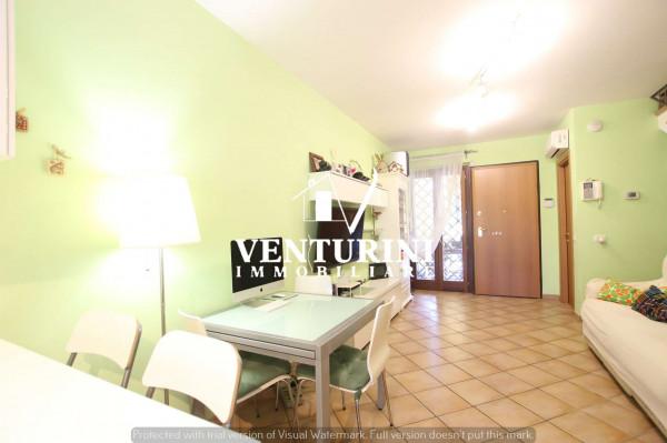 Villetta a schiera in vendita a Roma, Valle Muricana, Con giardino, 120 mq - Foto 18