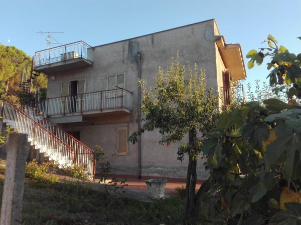 Villa in vendita a Sant'Agata di Militello, Periferica, Con giardino, 280 mq
